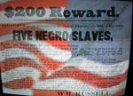 Mémoires d'esclaves aux USA