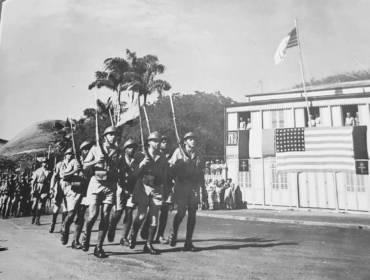 La présence Américaine en Nouvelle Calédonie (1942-1946)