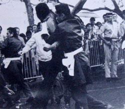 L'Évolution Calédonienne de 1969 à 1975 . Partie 1