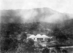 LA SAGA DES MINES DU NORD de Calédonie.  La MINE  AO    (1887 1891) – (1897 1899)