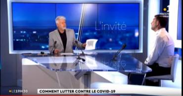 Journal TV Nouvelle Calédonie – 22 Mars 2020