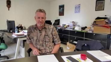Christophe AUGIAS, Directeur de la Bibliothéque Bernheim revient sur l'histoire du SILO