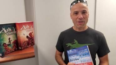 Sosthène Desanges écrivain et passeur de mémoire  Vu par Alexandre Rosada