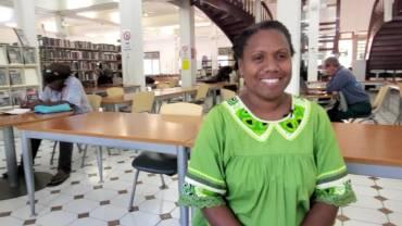 Waehla Sonia Hotere, écrivaine, éditrice et illustratrice
